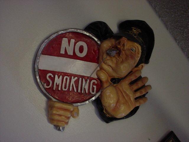 no smoking restuarant
