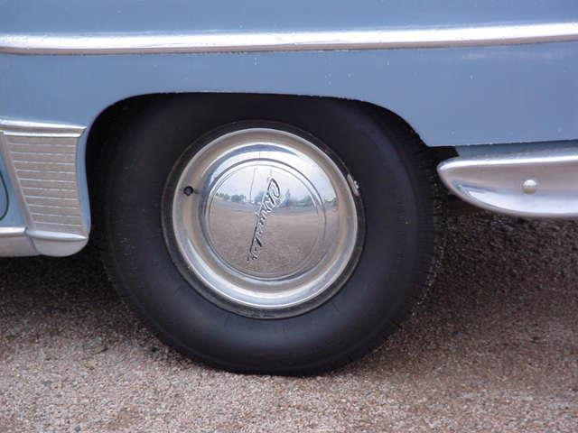 1949 Chrysler wheel