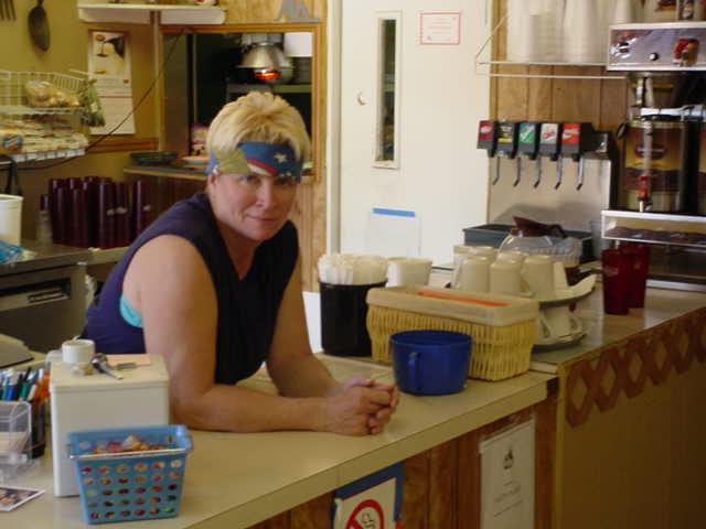 Susan the cook