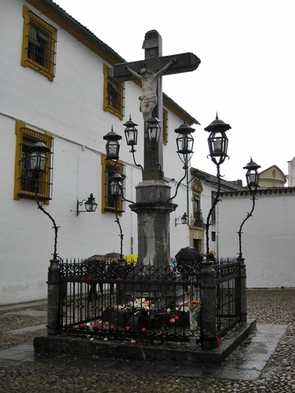 Córdoba. Plaza de los Capuchinos