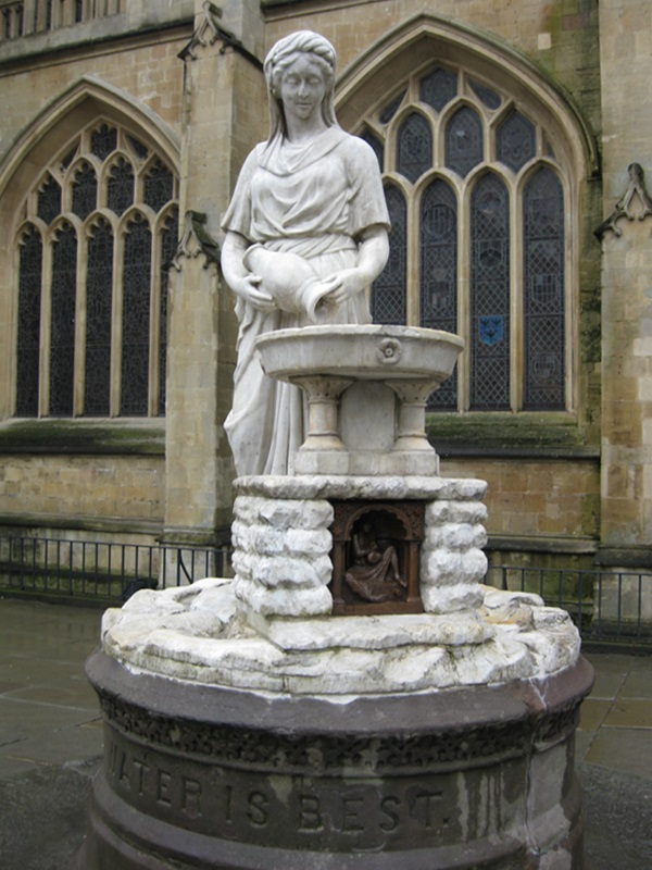 Bath. Rebecca Fountain