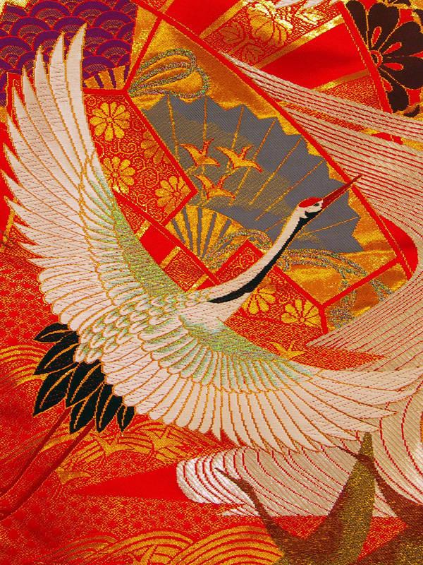 Tsuru Japanese Kimono