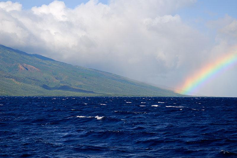 81 Rainbow touching Molokai.jpg