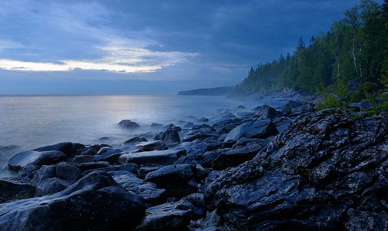 167 Little Cove sunrise 1.jpg