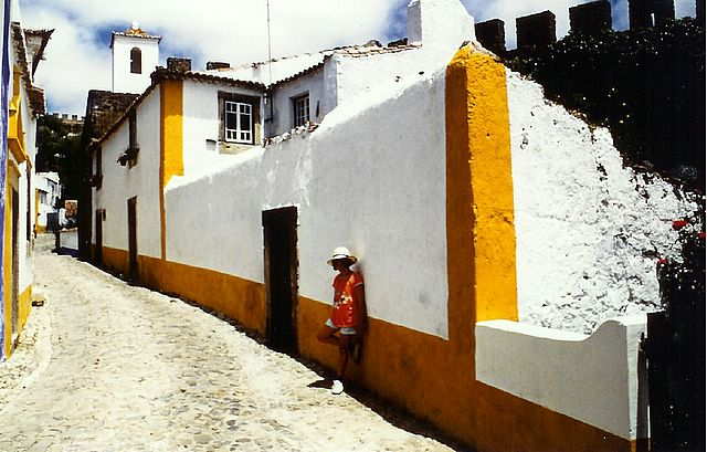 Portugal Obidos.