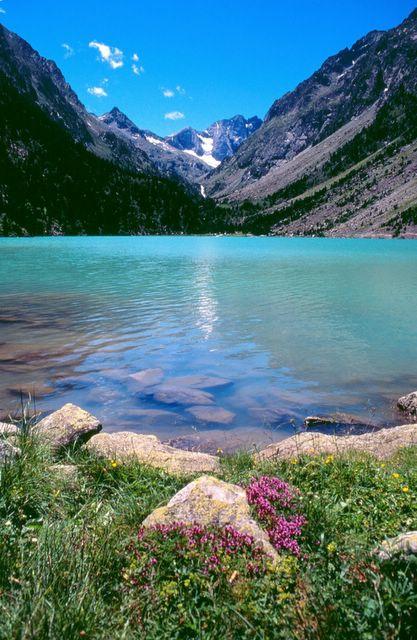 lac de gaube 2002