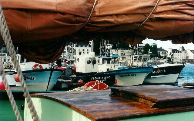 bretagne voilier