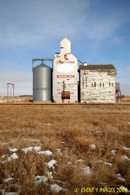 Woodrow SK March 2006