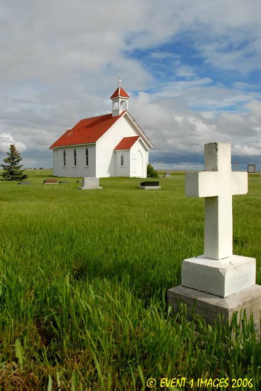St Columba Church Consecrated Nov 2 1898