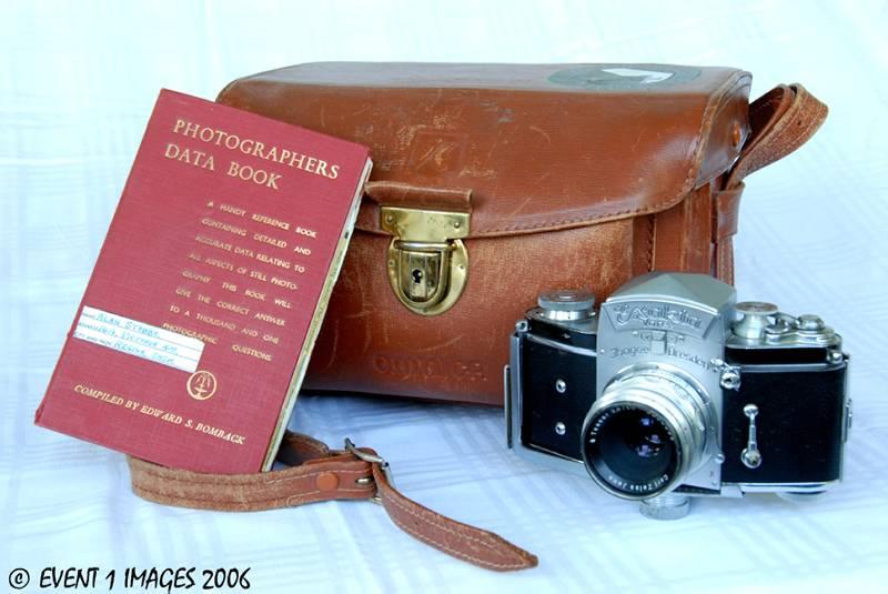 The Exakta & Ominica Camera Bag System