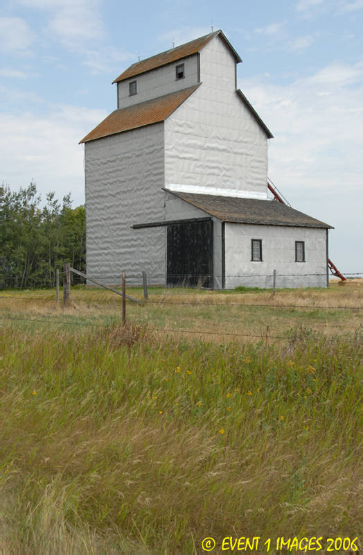 On A Privite Farm East of Frobisher SK Aug 2006