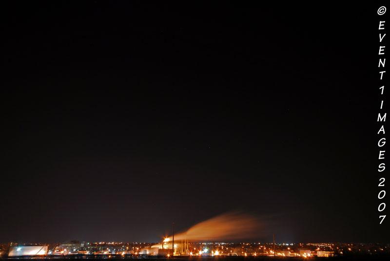 City Lights Cold Nights