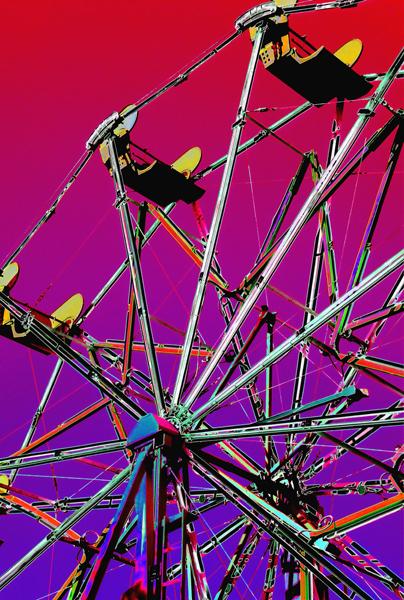 Ferris Wheel; Orange County, CA