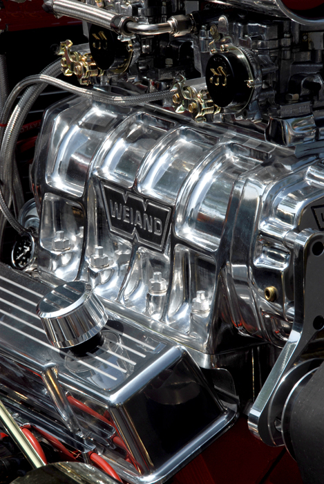 1923 Ford Hot Rods Engine