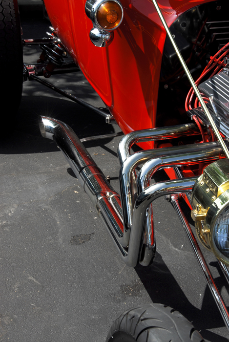 1923 Ford Hot Rods Exhaust