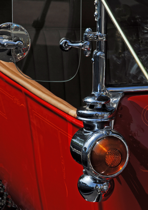 1923 Ford Hot Rods Lantern