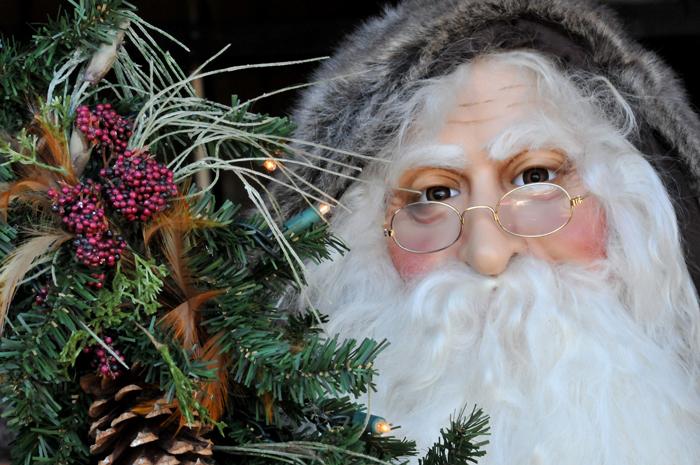 Santas Welcome!