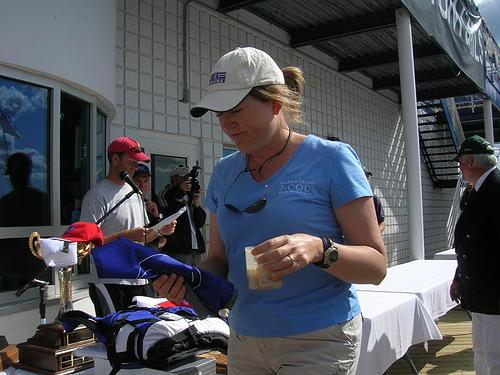 NOOD woman winner