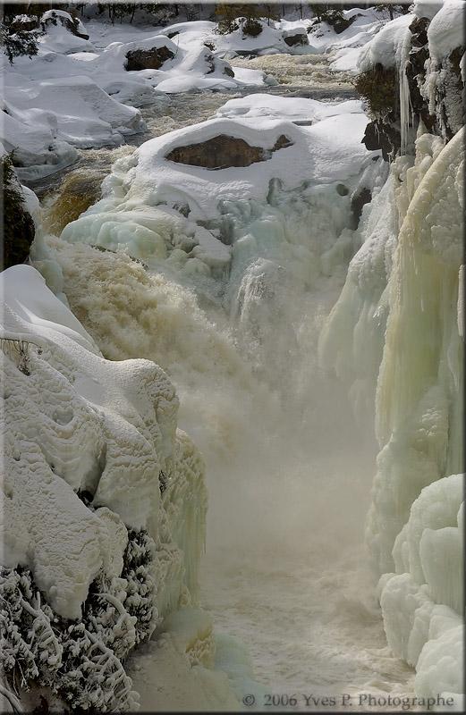 Dorwin Falls ...
