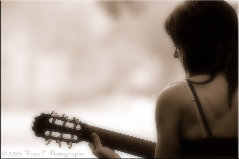 The Guitar Player ...