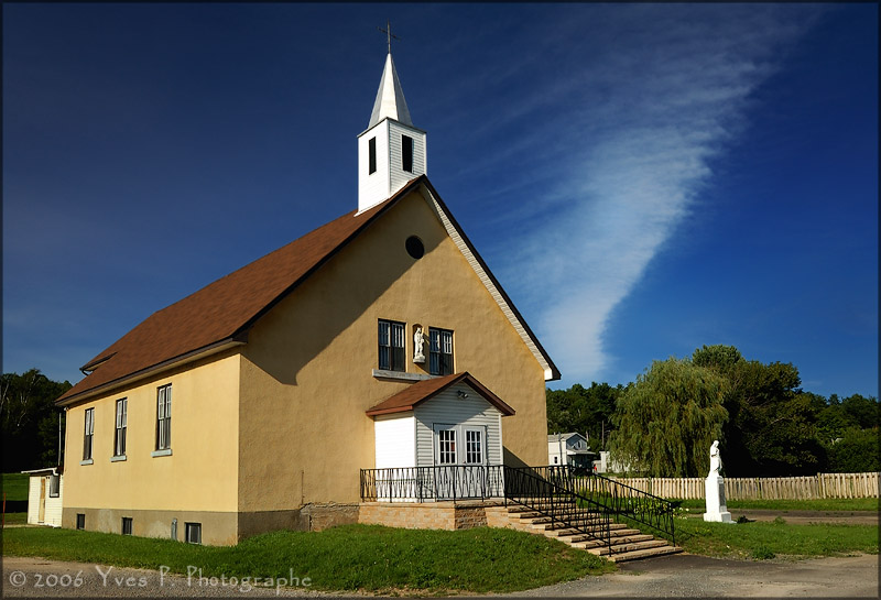Little country Chappel