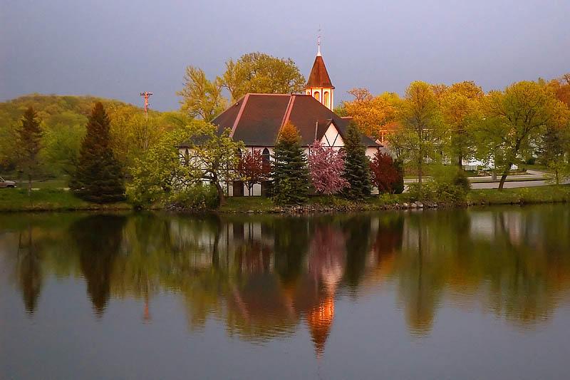 Mill Pond Church  ~  May 13  [33]