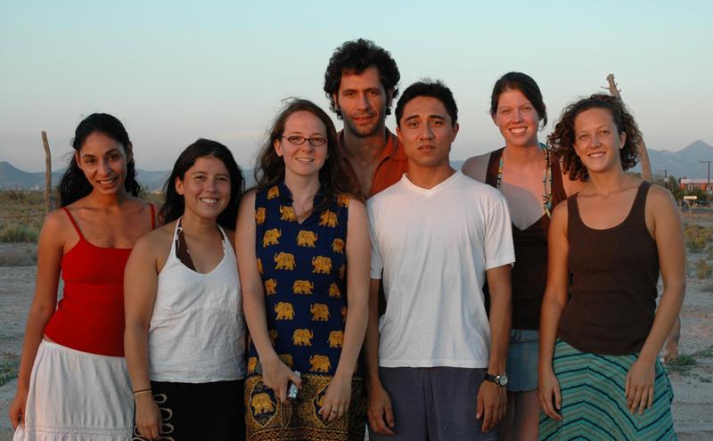 Cantaro Azul  Employees 2006, Mexico
