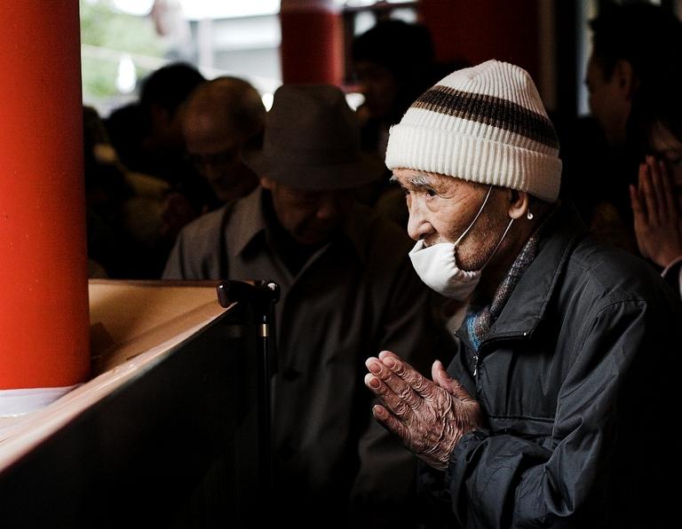 Elder Prayer