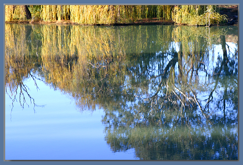 More reflections on the river