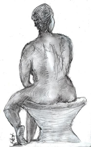 Backside-Nude-