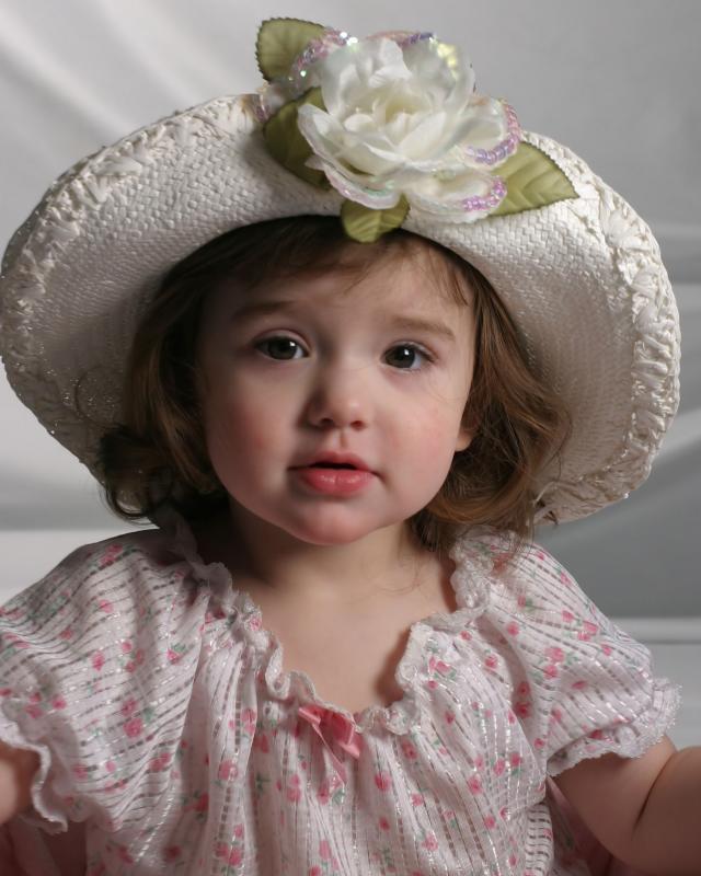 Easter Girl (original photo)