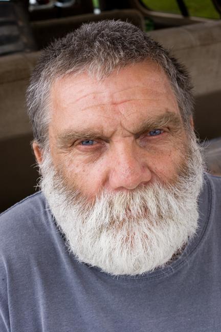 White Beard (Original)