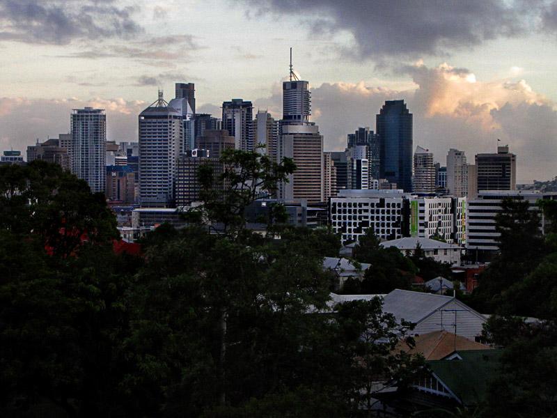 Brisbane morning