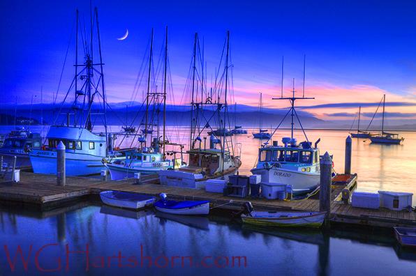 Morro Bay Harbor