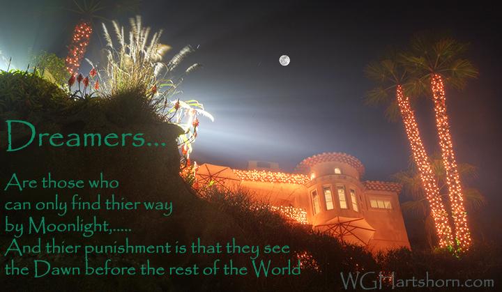 Moonlight Dreamers Castle