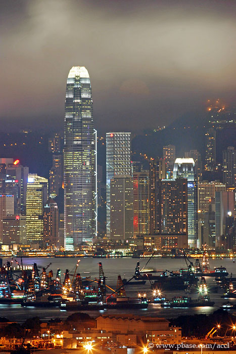 Typhoon Shelter and IFC