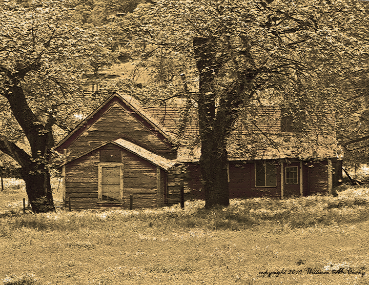 Old Homestead in south county