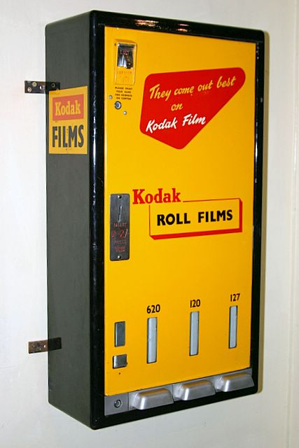 Kodak Film Machine