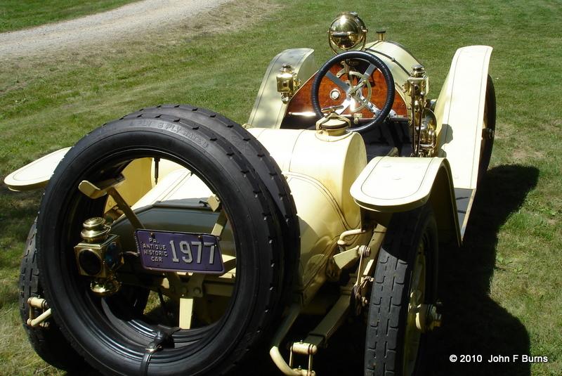 1911 Mercer Raceabout - rep