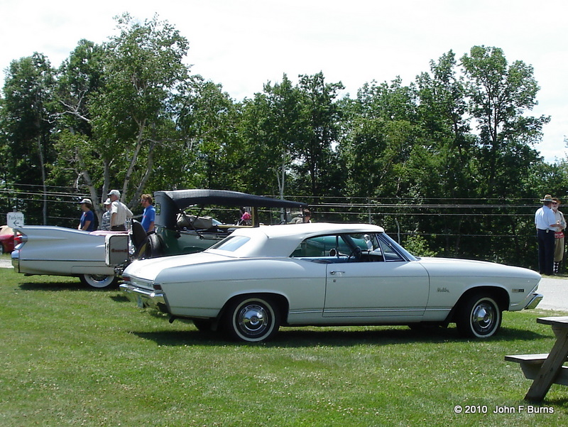 1968 Chevrolet Chevelle Malibu Convertible