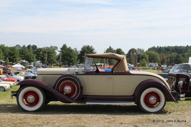 1931 Chrysler CD 8 Roadster