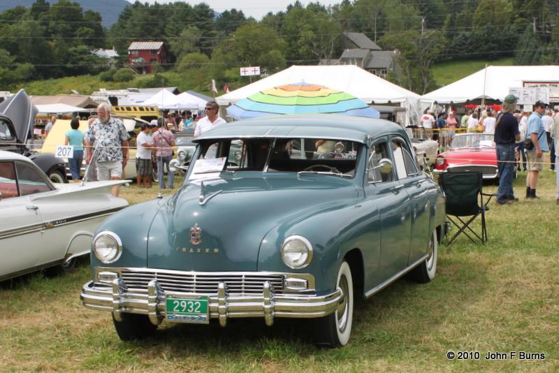 circa 1947 Frazer