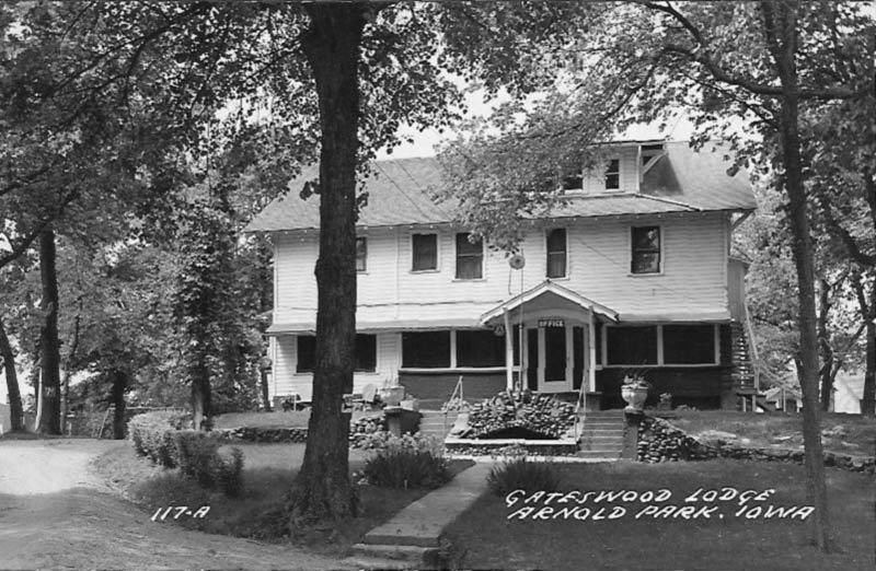 Gateswood Lodge 1950s