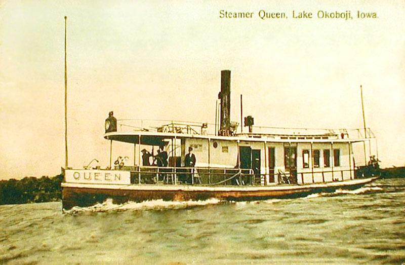 Steamer Queen
