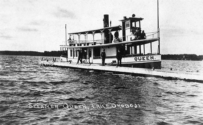 Steamer Queen 1910