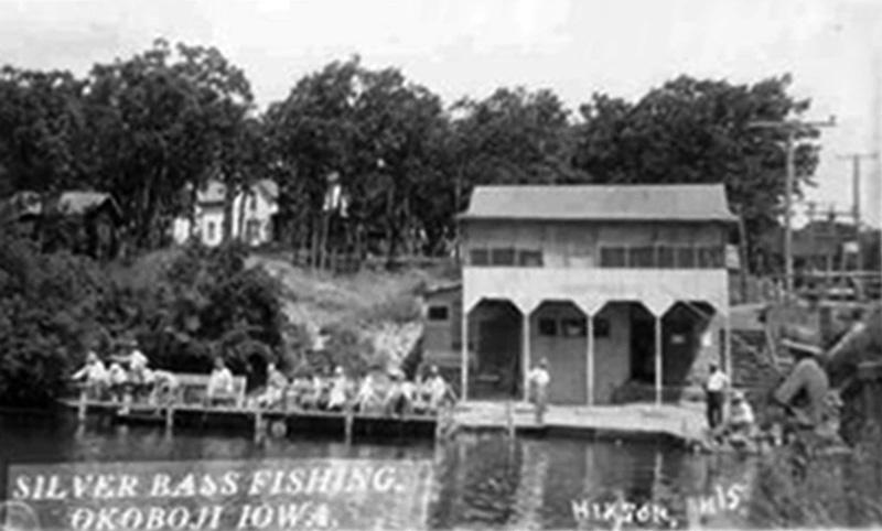 Wharf dock 1930