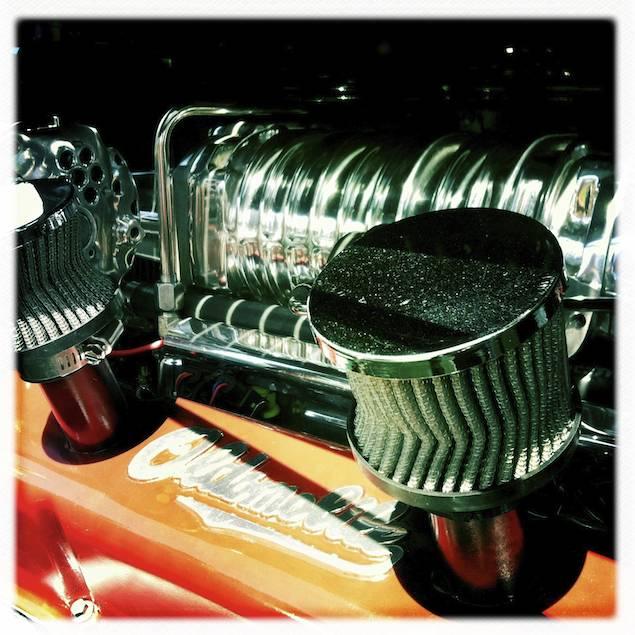 Car Show, Cambria #1