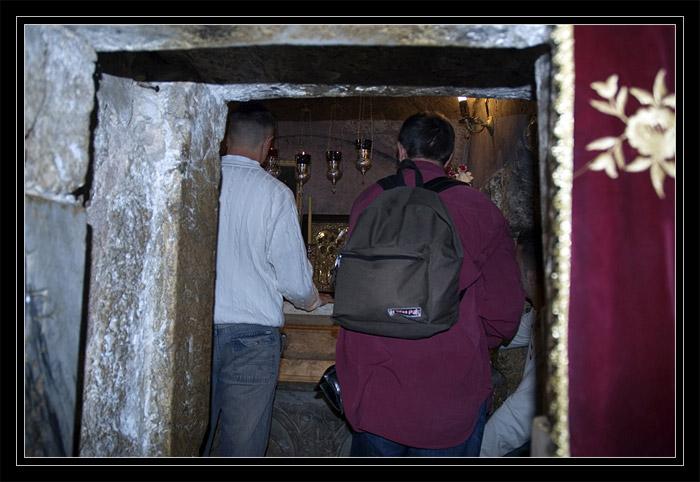 St. Marys grave cave
