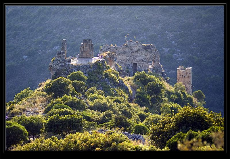 Montfort ruins
