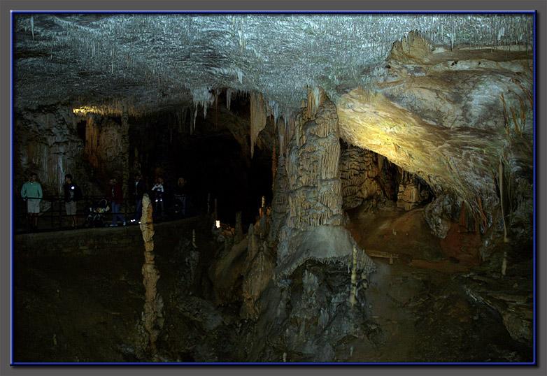 Postojnska cave